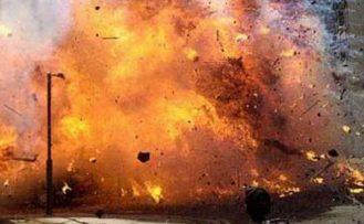 सप्तरीमा प्रेसर  कुकर  बम बिस्फोट ।
