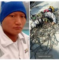 नेपाल फर्कने तयारीमा रहेका टुक प्रसाद ४२ तलाबाट खसेर मृत्यु ,१ हप्ताभित्र लाश नेपाल पुग्ने ।