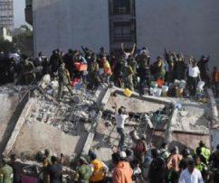 मेक्सिकोमा मङ्गलबार रातिको भूकम्पमा मर्नेको संख्या २४८ पुगेओ ।