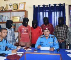 नानु आले मगरको सामुहिक बलात्कार पछि मृत्यु ,६ अभियुक्त सार्बजनिक |