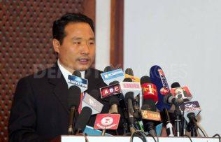 माओवादी नेता वर्षमान पुन 'अनन्त' रोल्पाबाट चुनाव लड्ने ।
