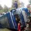 कैलालीकाे ढल्केवरमा बस दुर्घटना तीनकाे मृत्यु ।