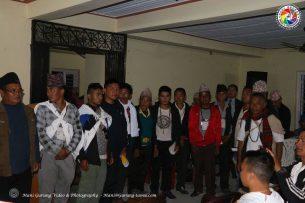 बोन्पो लम् पोखरा भेलाले केन्द्रिय समिति गठन ।