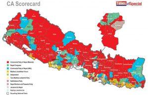 नेपाल सरकारले प्रदेश प्रमुख र राजधानी तोके |