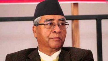 कांग्रेस संसदीय दलको नेतामा सभापति शेरबहादुर देउवा निर्वाचित |