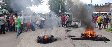 कन्चनपुरमा आज देखी कर्फ्यु  हटायो |