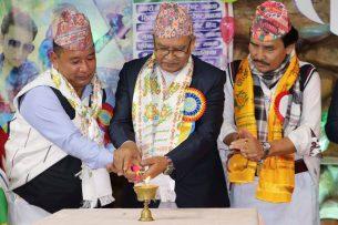 नेपाल आदिबासी जनजाति महासंघ बहराईनले २४ औ बिस्व आदिबासी  दिवस  भब्य रुपले मनाए |