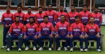 नेपाल र श्रीलंका बिचको पहिलो खेल आज |