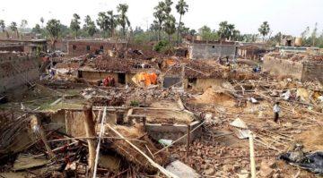 बारा र पर्सा क्षेत्रमा विनाशकारी हावाहुरीबाट भएको क्षति संरचना निर्माणमा सहयोग गर्न अनेरास्ववियु कास्कीले अभियान शुरु गरे।
