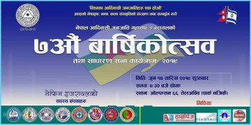 नेपाल आदिवासी जनजाती महासंघ इजरायलले बार्षिर्कोत्सव तथा साधारण सभाको तयारी गर्दै।