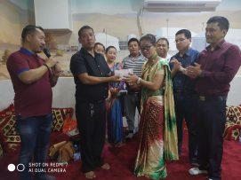 तमु (गुरुङ) समाज कतारले  गुरुङ(तमु) बौद्ध गुम्बा तथा सांस्कृतिक संग्रहालयलाई  आर्थिक सहयोग ।