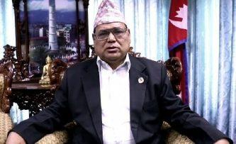 सभामुख कृष्ण बहादुर महराको राजीनामा स्वीकृत,प्रतिनिधी सभा सदस्यबाट पनि राजीनामा दिनु पर्ने ।