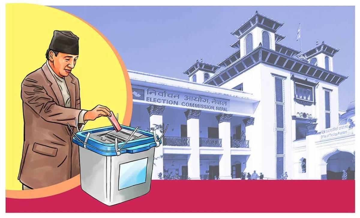 भक्तपुर क्षेत्र नम्बर १ मा नेपाली कांग्रेस अगाडी अन्तिम घोषणाको लागी केहि समय लाग्ने ।