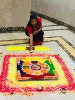 नेवा: पुच: युएईले भव्यताका साथ नेपाल सम्वत ११४० न्हु दँया भिन्तुना र म्ह पुजा मनायो।
