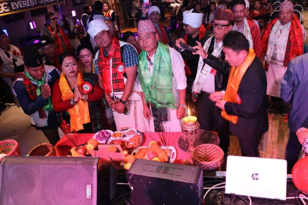 "नेपाल मगर संघ शाखा युएईले""माध्या सकराटी मेला तथा बृहत सांस्कृतिक साझं-२०२०"" भब्य रुपमा मनायो ।"