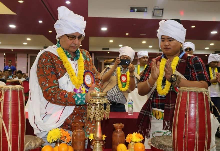 तमु समाज मलेयासियाले आफ्नो संस्कार संस्कृतिमा रही च्यु ल्होसार भब्य रुपले मनाए ।