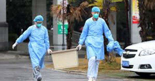 भारतमा पनि कोरोना भाइरसको संक्रमित देखियो ।