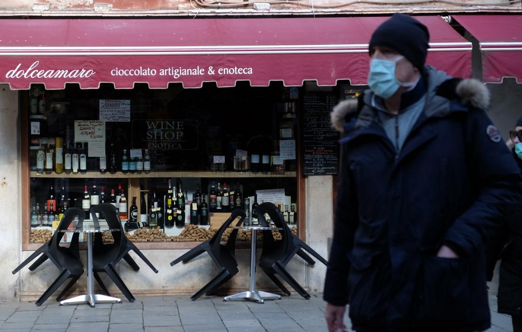 इटालीमा एक दिनमै कोरोनाभाइरसको संक्रमणबाट १३३ जनाको मृत्यु ।
