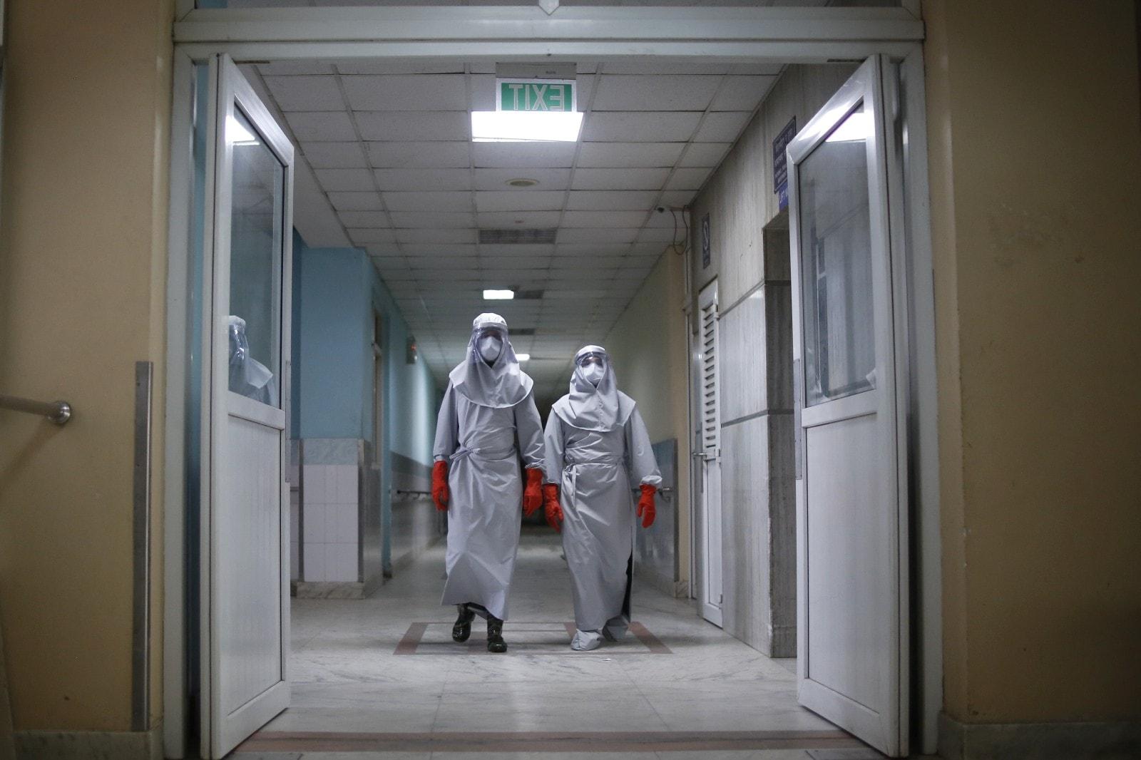 पाटन अस्पतालमा कोरोना संक्रमणको आशंकामा भर्ना भएका धादिंगको एक युवाको मृत्यु ।