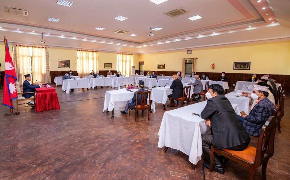 नेपाल सरकारले लकडाउन जेठ ३२ सम्म लम्ब्याउने निर्णय।