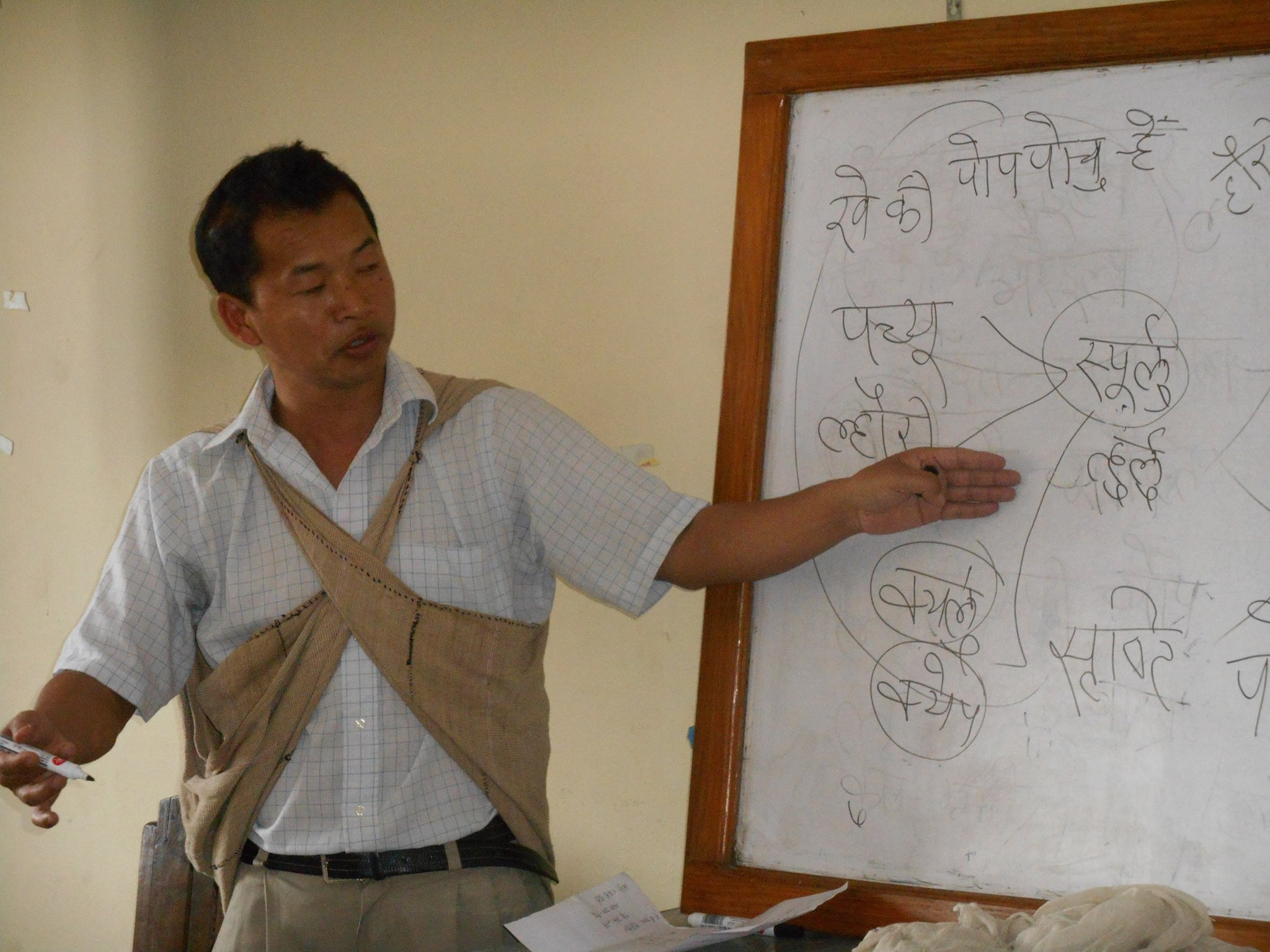 भाषा विज्ञान के हो ? गुरुङ भाषा विज्ञानबारे केहि विचारहरु ।