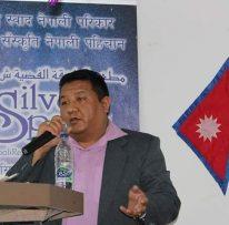 एनआरएनए युएईका उपाध्यक्ष पासाङ शेर्पा नेपाल सरकारलाई दबाब दिना नेपाली कामदारका परिवारजनहरुमा अपिल ।