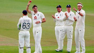 १० वर्षपछि इंग्ल्याण्डले पाकिस्तानविरुद्ध जित्यो टेष्ट सिरिज, एण्डरसनको ६०० विकेट