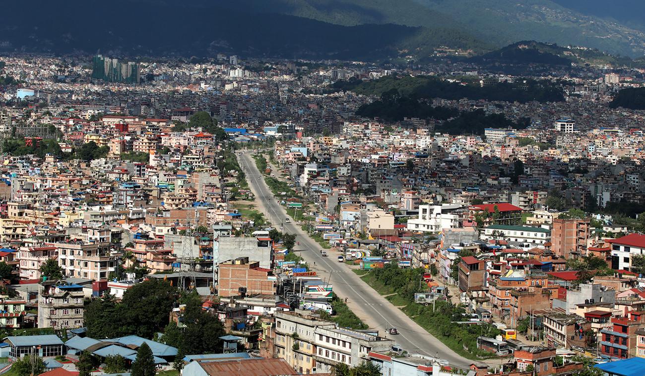 """राजधानी काठमाडौं कोरोनाको मुख्य """"हटस्पट"""" बन्दै"""