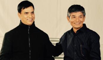 कलाकर्मीहरु कुलमान घिसिङको पुन नियुक्तीको पक्षमा