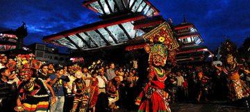 आज इन्द्रजात्रा मनाइँदै, काठमाडौं उपत्यकामा सार्वजनिक विदा
