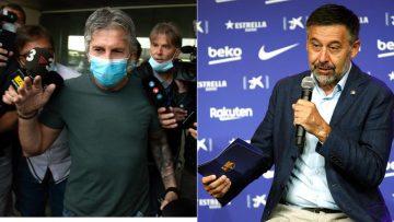 बार्सिलोना र मेस्सीका बुबाको बैठक निष्कर्षविहीन