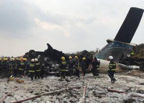 युएस -बंगला बिमान दुर्घटनामा मर्नेको संख्या बढ्दै ,अहिले सम्म मर्नेको संख्या ४०  